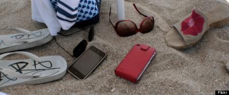 Vacances-Smartphones