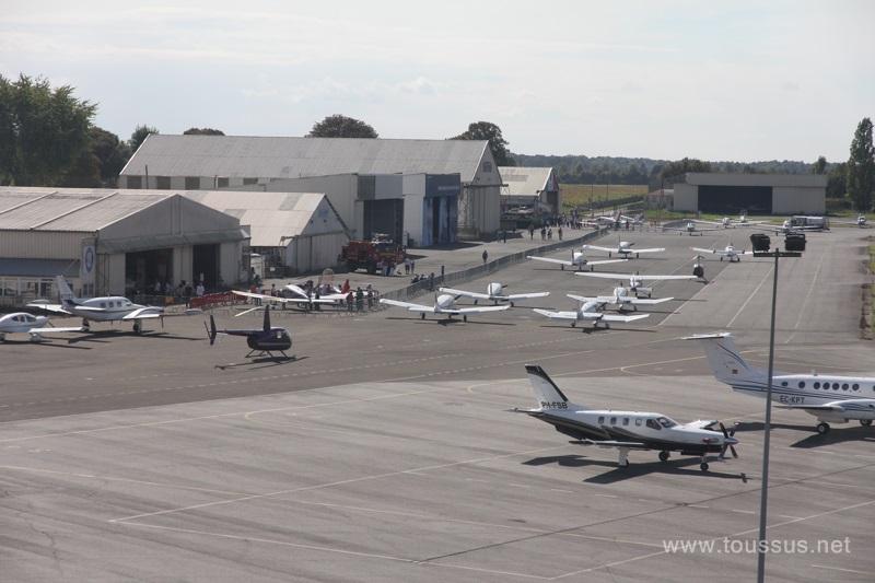 Aéroport de Toussus : vers un ciel calme tant espéré ?