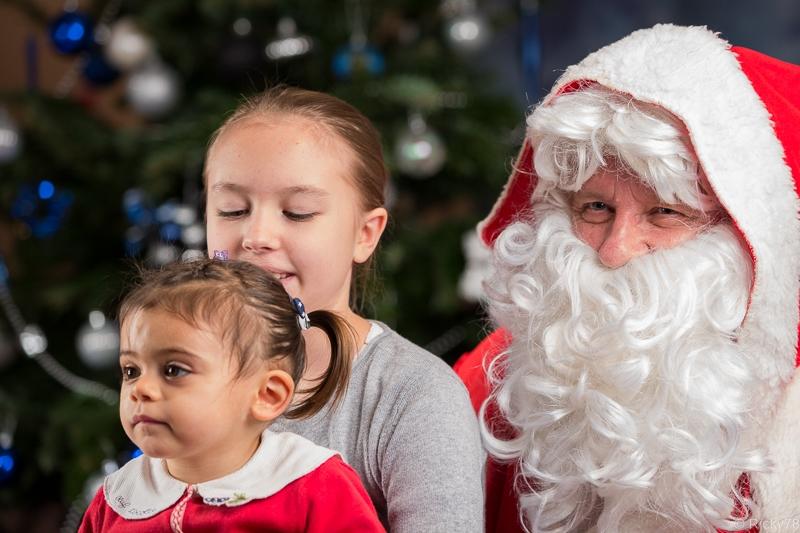 Le père Noël revient à Toussus