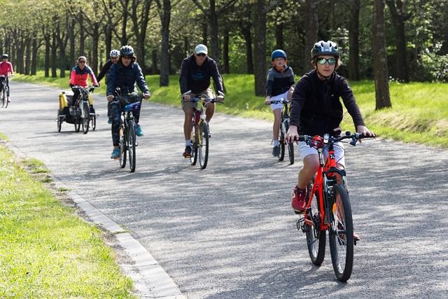 Sortie vélo familiale dimanche 26 Mai