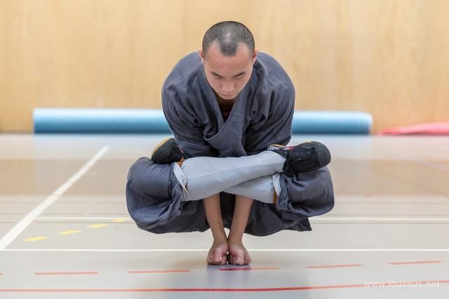 Les moines Shaolin reviennent pour de nouvelles Initiations