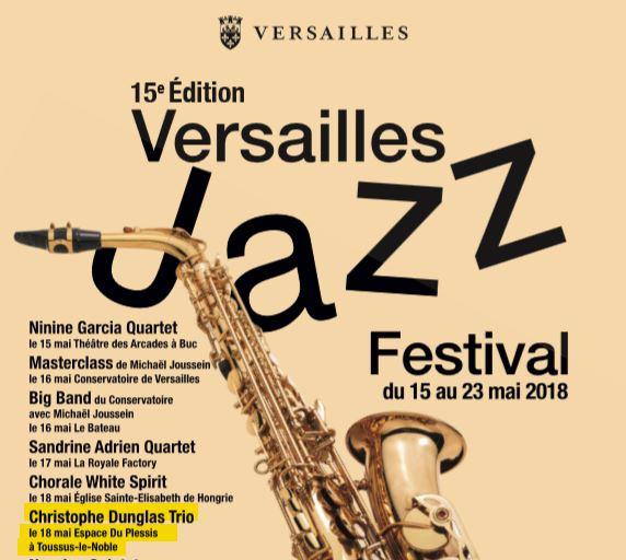 Festival de Jazz à Toussus le Vendredi 18 Mai