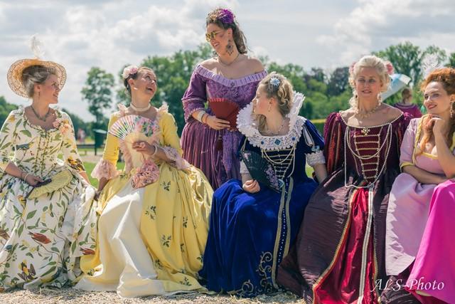 Photos : Journée Grand Siècle au Château de Vaux le Vicomte