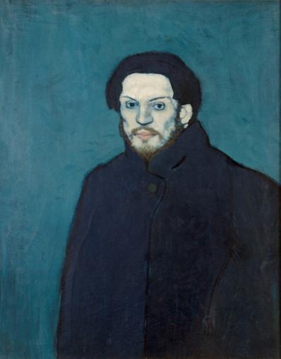 Conférence Picasso bleu et rose