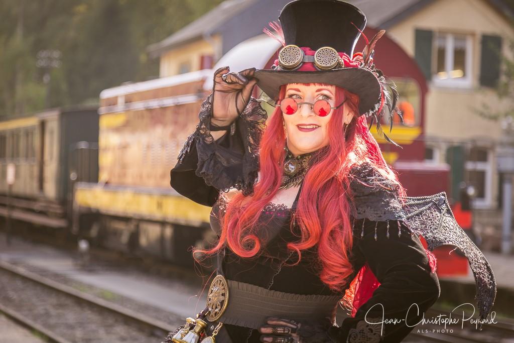 Vernissage Photos style Steampunk dimanche 18 novembre à 11h