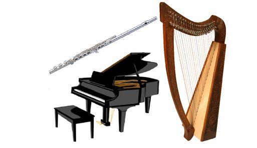 Concert 1er décembre - Trio Rivages