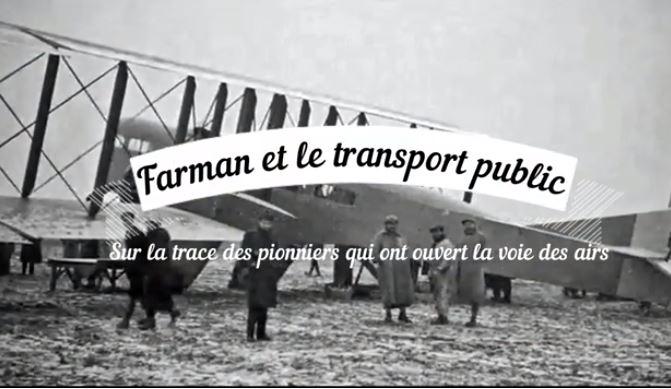 Naissance de l'aviation civile