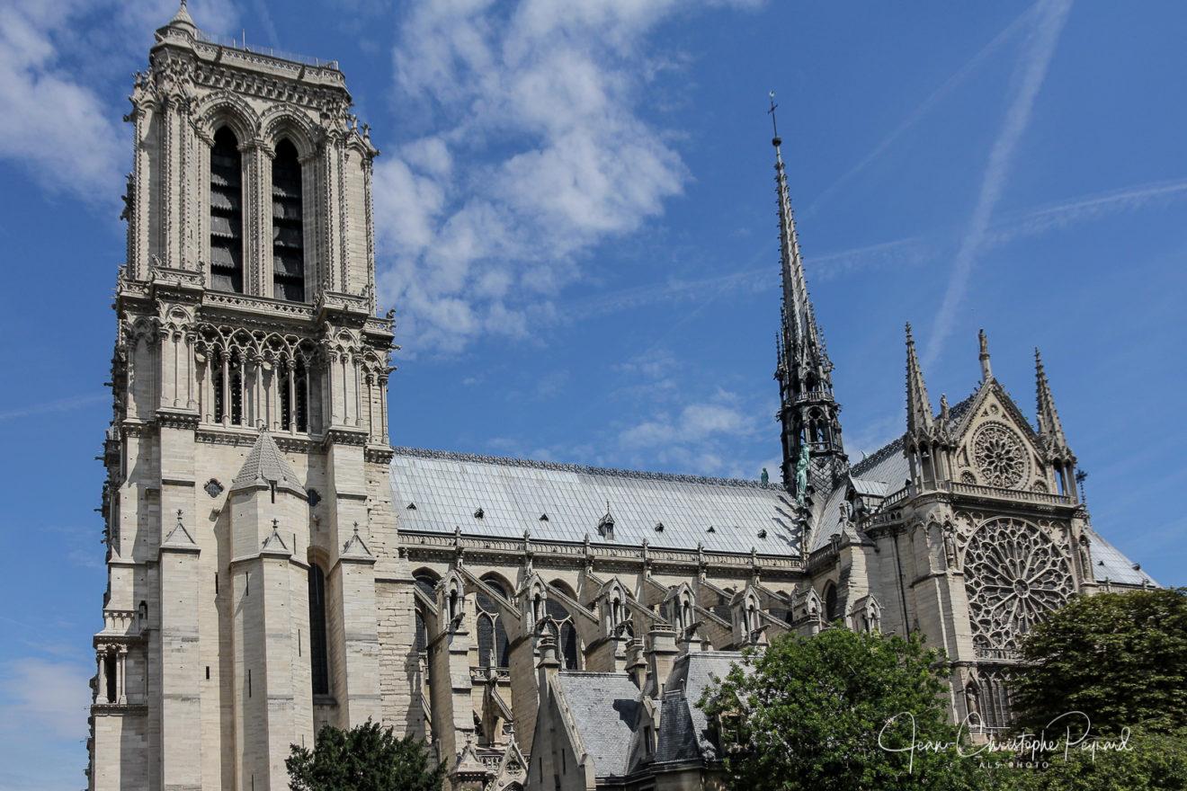Triste jour pour Notre Dame