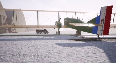 Vidéo - Teasing Centenaire de l'aviation civile