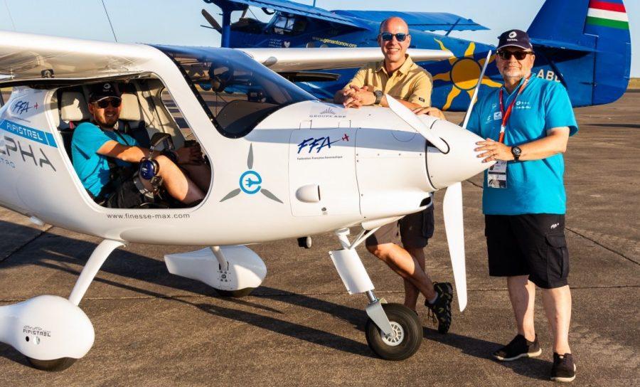 L'aviation légère et l'environnement en débat