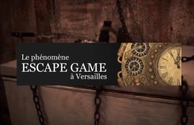 Le phénomène escape game débarque à Versailles